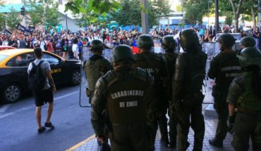 Interior Minister said Carabineros will create a Special Forces prefecture