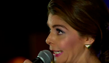 Itatí Cantoral performs 'La Guadalupana' and in networks make fun of it