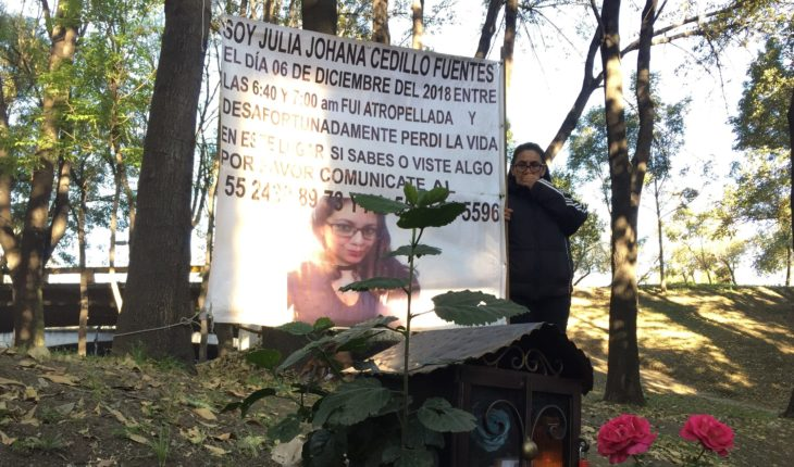 Johana was run over a year ago, her parents are still seeking justice