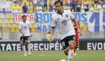 Jorge Valdivia wants to stay in Colo Colo and play the Liberators
