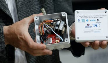 Launch experimental air quality measurement network via IoT technology