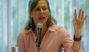 """Less money to political parties,"" announces Tatiana Clouthier (Video)"