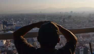 Mexico Valley poor air quality suspended measures suspended