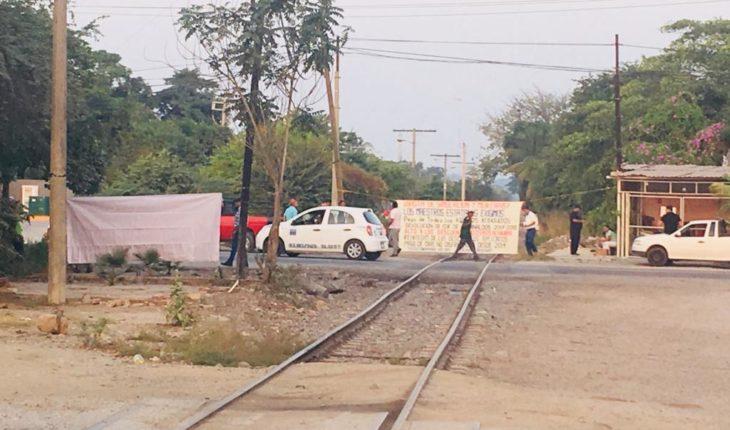 Michoacán industrialists demand firmness from authorities to 59 days of blockade on railways