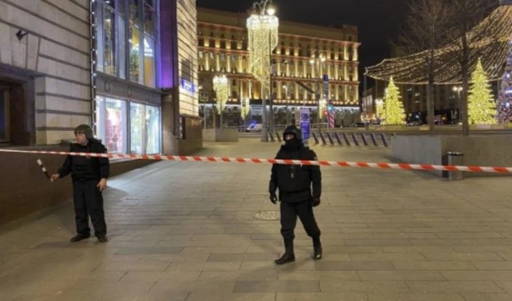Moscow: at least one killed and five injured left shooting next to intelligence headquarters