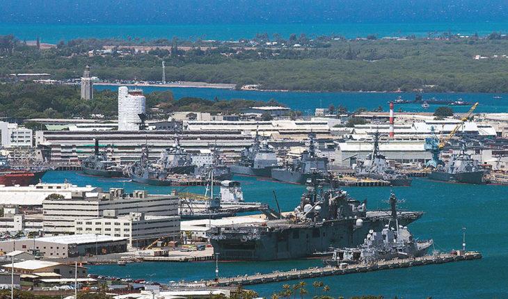 Pearl Harbor is shot dead
