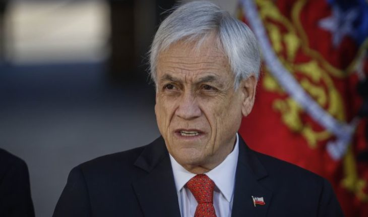 "Piñera handed down defense by constitutional charge: ""It implies a banization of this instrument"""