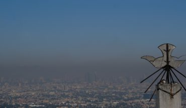 Poor air quality in CDMX and Edomex last Friday of the year