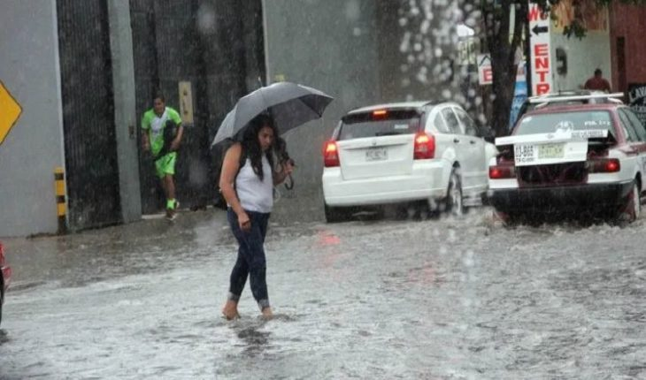 """Rains are forecast in Tabasco and Chiapas, as well as """"northern"""" event in the Gulf of Mexico"""
