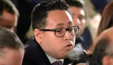 Reporter is christened #LordChillon after complaining with AMLO (Video)