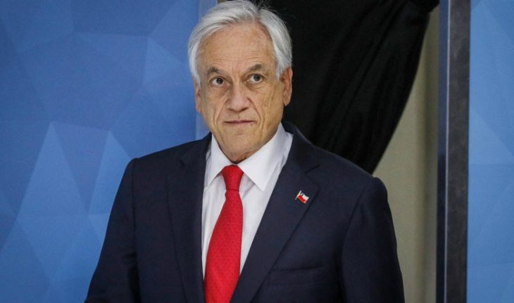 """Sebastian Piñera and FACh sinister aircraft: """"Let's exhaust all means of search"""""""