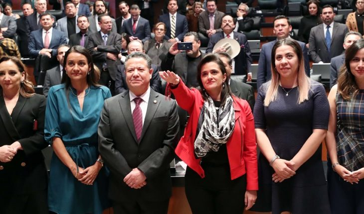 Senate elects Margarita Ríos-Farjat as Minister of the Court