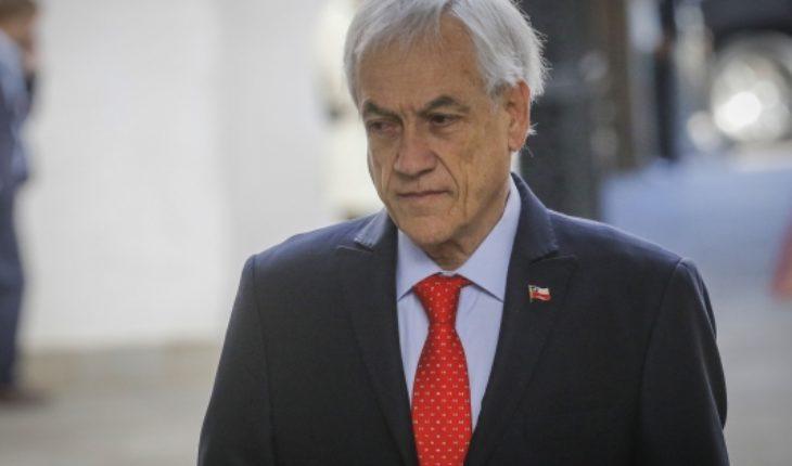 The Oxymoron Piñera - The Counter