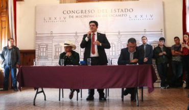 The State Congress always open to dialogue and not violence; ensure local deputies