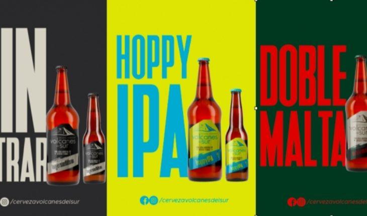 The new varieties of beer Volcanoes looking to cool this summer
