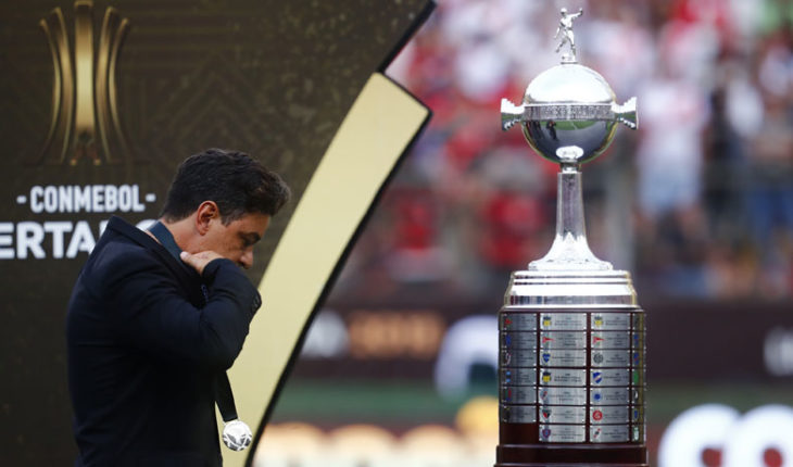 The tough crosses that will have THE UC and Colo Colo in the group stage of the Copa Libertadores
