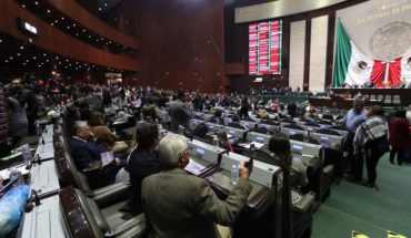 They generally pass Amnesty Law; PAN accuses populism