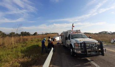 Tourist van crash leaves 11 dead in Chiapas