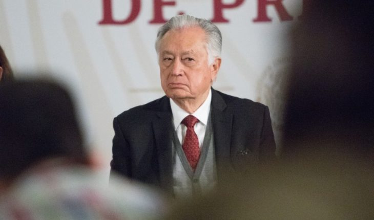 What are the transas?, asks AMLO and asks to prove accusations against Bartlett