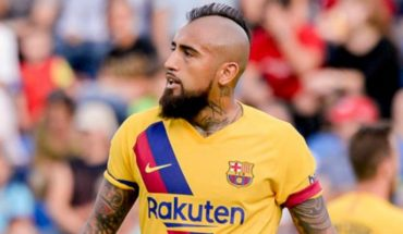 With Vidal: Ernesto Valverde delivers list of Barca's citations for the Classic
