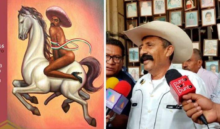 Zapata relatives will sue Fine Arts and Fabián Cháirez