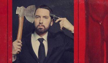 ¡Sorpresa! Eminem lanzó nuevo álbum sin avisarle a nadie