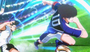 """Anuncian nuevo videojuego de Los Supercampeones """"Captain Tsubasa: Rise of New Champions"""""""