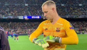 Barcelona confirma baja de Ter Stegen para la Supercopa de España