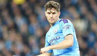 John Stones, con futuro incierto en el Manchester City