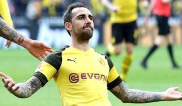 Paco Alcácer dejaría el Borussia Dortmund para volver al Valencia