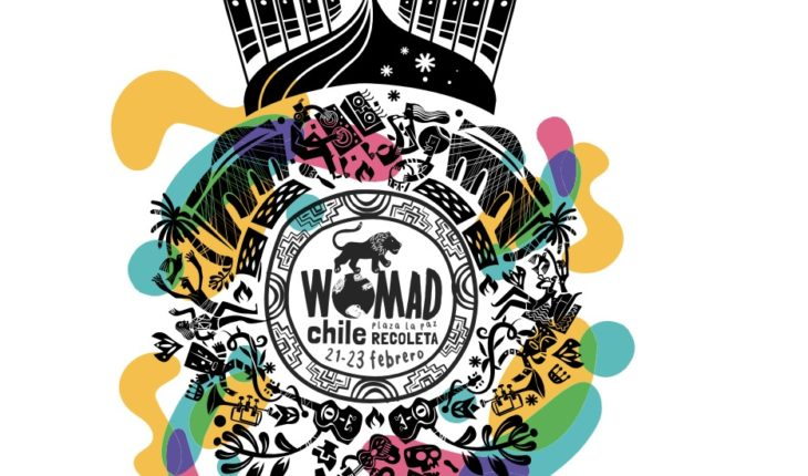 Recoleta confirma Festival Womad para febrero