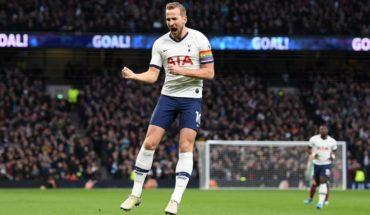 Tottenham ya sabe cuánto tiempo será baja Harry Kane