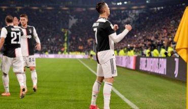 VIDEO: Cristiano adelanta a Juventus ante Roma por Copa Italia