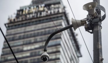 A malfunction in performance tests triggers the seismic alert in CDMX