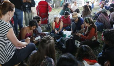 A second meeting of women in Zapatista territory