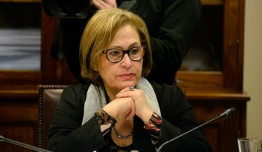 Adriana Muñoz, the potential new president of the Senate, delivered her guidelines of action should assume in March