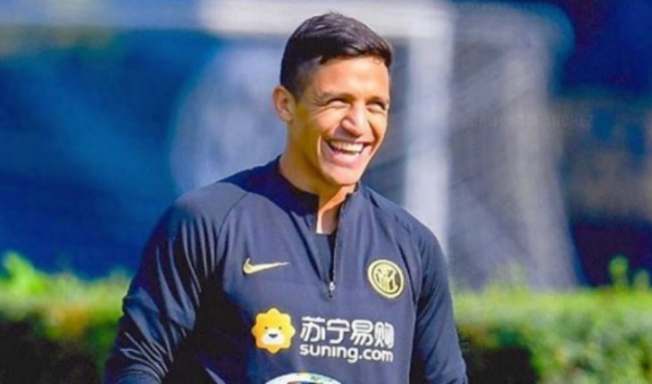 Alexis Sanchez entered at 82' in bitter draw of Inter Milan