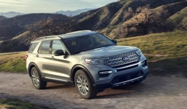 All New Explorer is crowned as the Best Big Crossover SUV in Chile