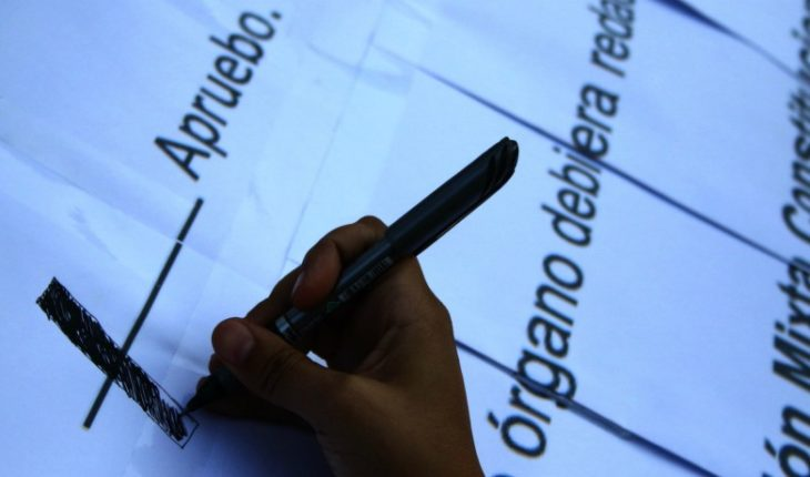 """""""Apruebo Chile Digno"""" campaign to incentivize participation in plebiscite"""