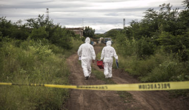 Armed attack in Oaxaca leaves two girls and a woman dead