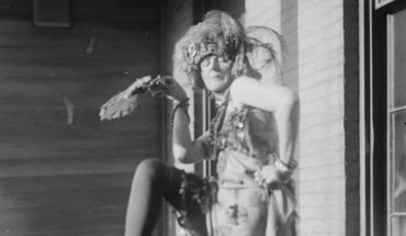 Baroness Dada and Duchamp Urinal