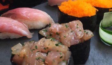 Beach sushi, Casa Las Cujas' new bet and Corona beer
