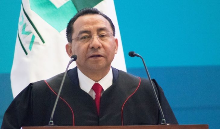 CDMX court denies protection to magistrate accused of violence