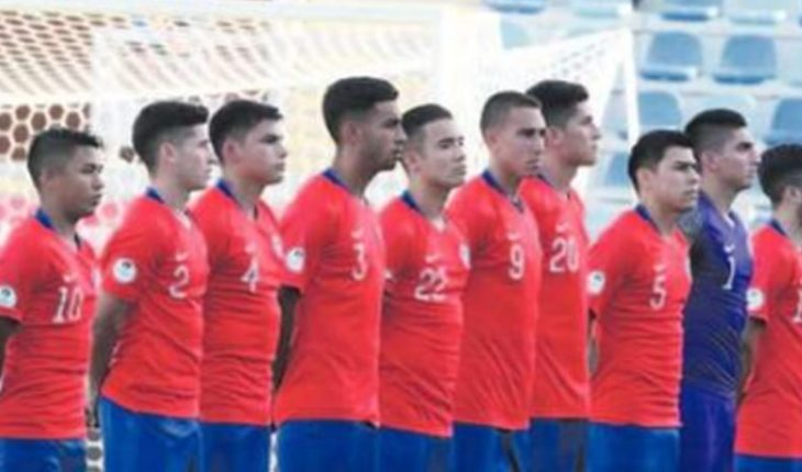 Chile tied with Colombia and was left out of the Pre-Olympics