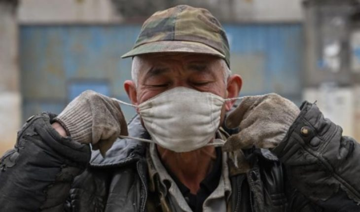China alone, 106 dead: Global alarm grows over coronavirus's unstoppable advance