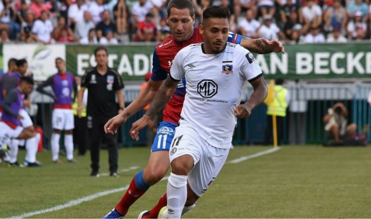 Colo Colo moves to the Chile Cup final after beating UC on penalties