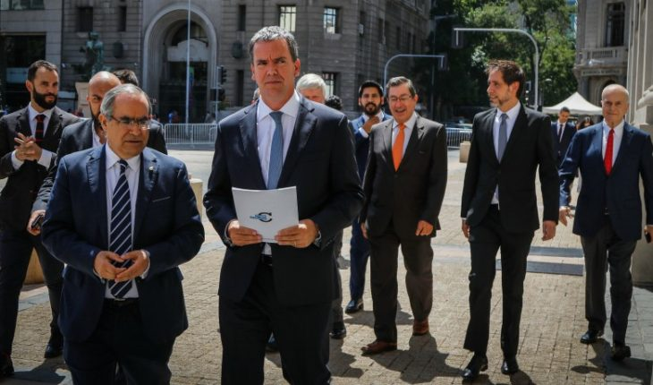 Commission gave the President reform to Carabineros