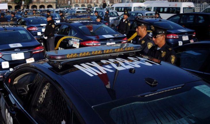 Cops assault motorist and injure pregnant woman in CDMX