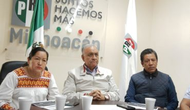 Critica PRI Michoacán, lack of transparency and deficiencies of Insabi