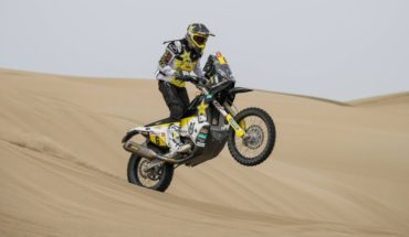 Dakar 2020: Quintanilla won the 11th stage and approached leader Brabec